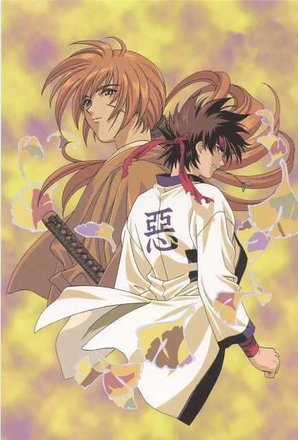 Nobuhiro Watsuki, Studio DEEN, Studio Gallop, Rurouni Kenshin, Sanosuke Sagara