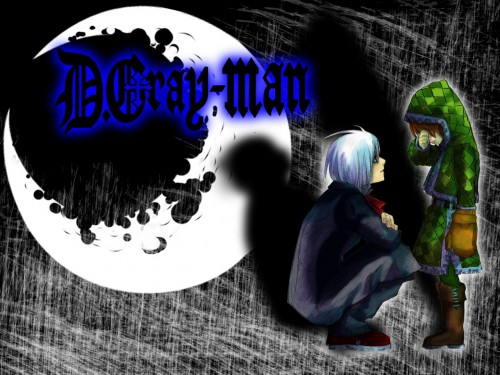Katsura Hoshino, TMS Entertainment, D Gray-Man, Allen Walker, Vector Art Wallpaper