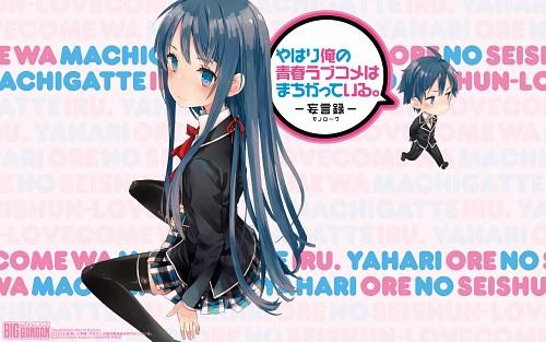 Ponkan Eight, Brains Base, Oregairu, Yukino Yukinoshita, Hachiman Hikigaya