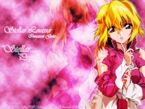 Sunrise (Studio), Mobile Suit Gundam SEED Destiny, Stellar Loussier Wallpaper