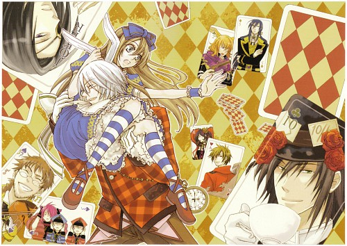 Soumei Hoshino, QuinRose, Heart no Kuni no Alice, Nightmare Gottschalk, Ace (Heart no Kuni no Alice)