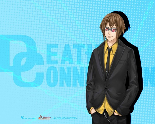Takashi Kiriya, Idea Factory, Death Connection, Leonardo (Death Connection), Official Wallpaper