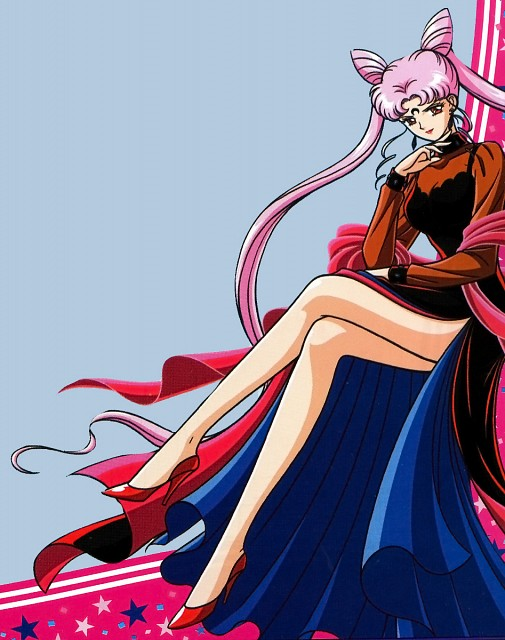 Marco Albiero, Bishoujo Senshi Sailor Moon, Black Lady