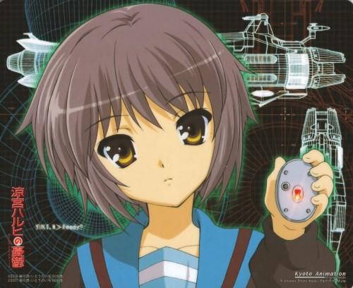 Shouko Ikeda, Kyoto Animation, The Melancholy of Suzumiya Haruhi, Yuki Nagato
