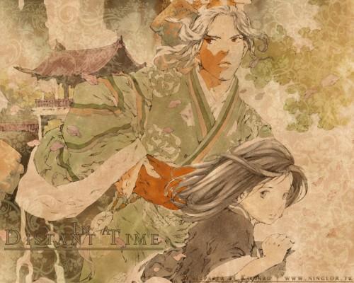 Studio Pierrot, Twelve Kingdoms, Taiki, Gyousou Saku Wallpaper