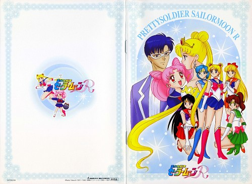 Toei Animation, Bishoujo Senshi Sailor Moon, Sailor Mars, Sailor Mercury, Chibi Usa