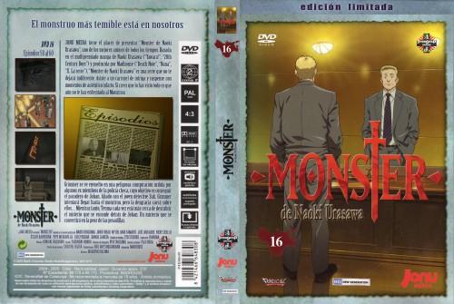 Naoki Urasawa, Madhouse, Monster, Akanbou, Anna Liebert