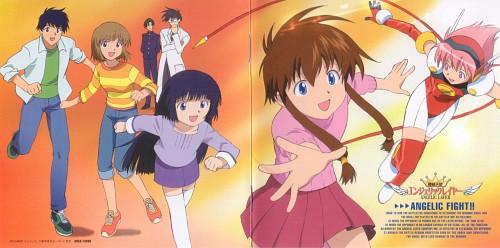 CLAMP, BONES, Angelic Layer, Misaki Suzuhara, Kotaro Kobayashi