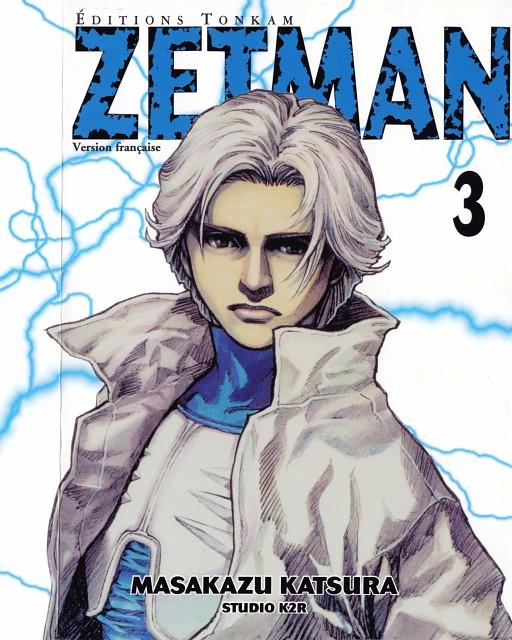 Masakazu Katsura, Zetman, Kouga Amagi, Manga Cover