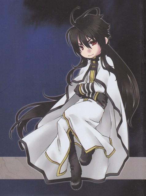 Kaili Sorano, Monochrome Factor, Ryuko (Monochrome Factor), Manga Cover