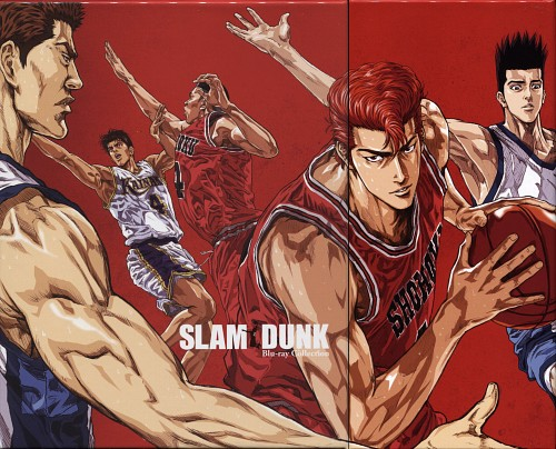 Takehiko Inoue, Toei Animation, Slam Dunk, Jun Uozumi, Akira Sendo