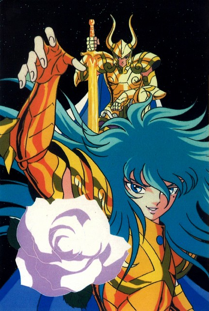Masami Kurumada, Toei Animation, Saint Seiya, Pisces Aphrodite, Capricorn Shura