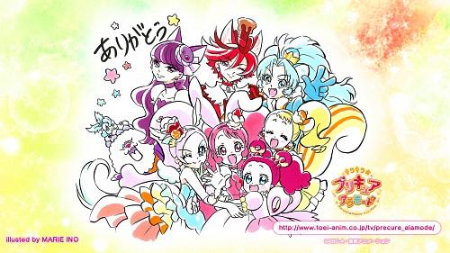 Toei Animation, Kirakira Precure A La Mode, Pekorin, Cure Custard, Chourou (Kirakira Precure A La Mode)