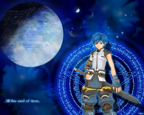 tri-Ace, Studio Deen, Star Ocean Till the End of Time, Fayt Leingod Wallpaper