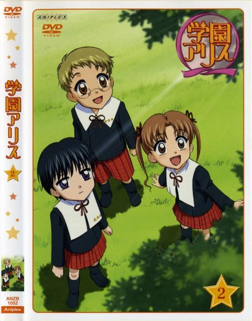 Tachibana Higuchi, Group TAC, Gakuen Alice, Yuu Tobita, Hotaru Imai