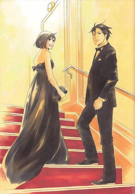 Tomoko Ninomiya, Nodame Cantabile, Nodame Cantabile Illustrations, Megumi Noda, Shinichi Chiaki