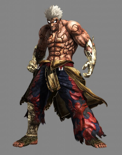 Capcom, Asura's Wrath, Asura (Asura's Wrath)