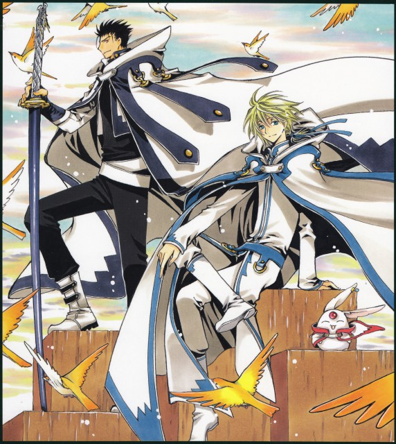 CLAMP, Bee Train, Tsubasa Reservoir Chronicle, Album De Reproductions 2, Kurogane