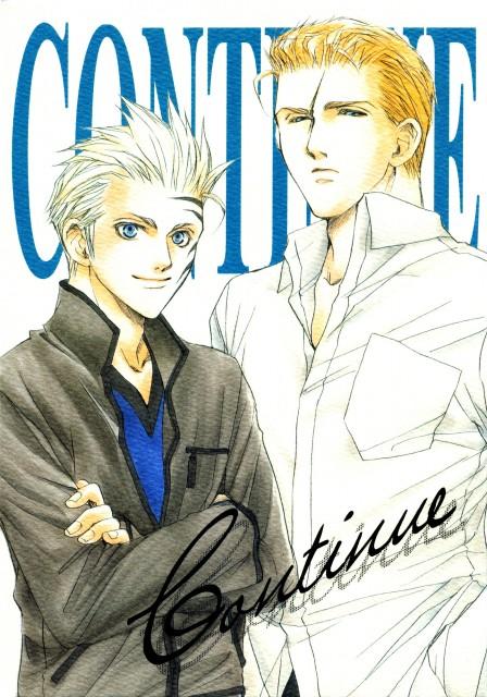 Kai Tsurugi, Square Enix, Final Fantasy VIII, Zell Dincht, Seifer Almasy