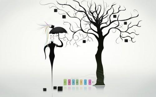 Original, Vector Art Wallpaper
