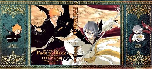 Kubo Tite, Bleach, Rukia Kuchiki, Ichigo Kurosaki, Manga Cover