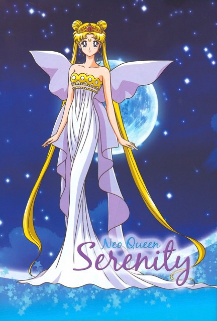 Marco Albiero, Bishoujo Senshi Sailor Moon, Neo-Queen Serenity