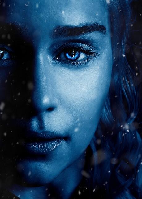Game of Thrones, Daenerys Targaryen, Pin-up Poster