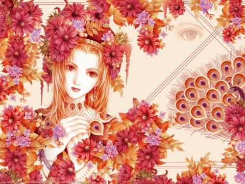 Kumiko (Mangaka) Wallpaper