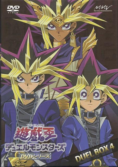 Kazuki Takahashi, Studio Gallop, Yu-Gi-Oh! Duel Monsters, Yuugi Mutou, Yami Yuugi
