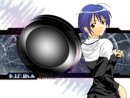 Kouji Seo, Studio Comet, Suzuka, Suzuka Asahina Wallpaper