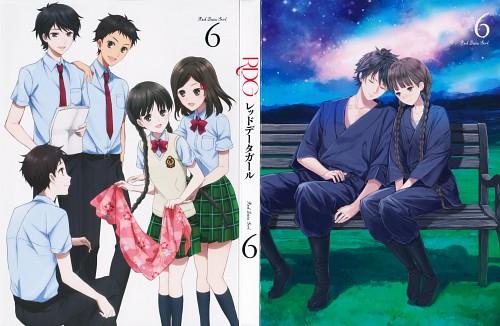 Mel Kishida, P.A. Works, RDG: Red Data Girl, Masumi Souda, Izumiko Suzuhara