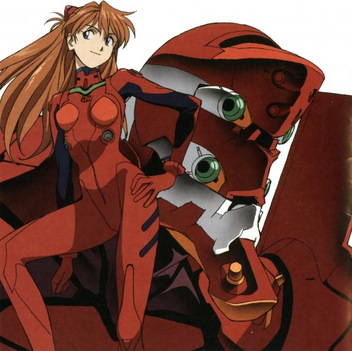 Neon Genesis Evangelion, Unit-02, Asuka Langley Soryu