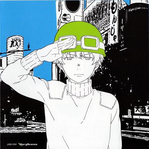 J.C. Staff, Kamisama no Memo-chou, Hitoshi Mukai, Album Cover
