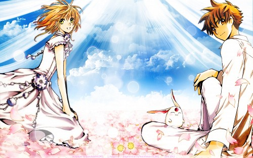 CLAMP, Bee Train, Tsubasa Reservoir Chronicle, Mokona, Syaoran Li Wallpaper