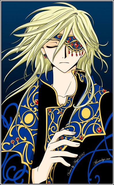 CLAMP, Tsubasa Reservoir Chronicle, Fay D. Flourite, Vector Art