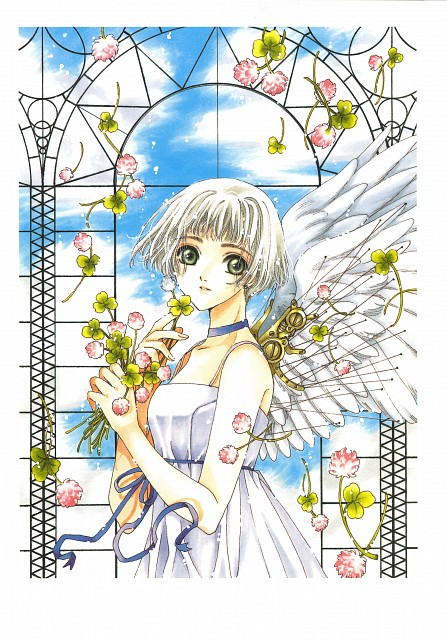 CLAMP, Madhouse, Clover, The Art of CLAMP Memories, Suu