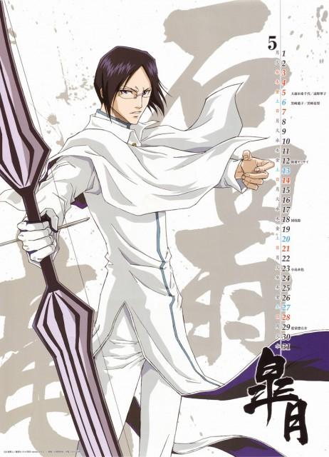 Studio Pierrot, Bleach, Bleach 2006 Calendar, Uryuu Ishida