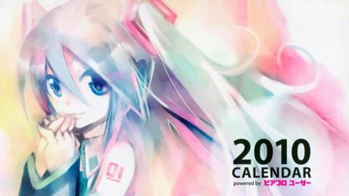 KEI, Vocaloid, Miku Hatsune, Calendar