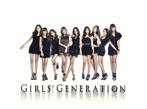 HyoYeon, Sooyoung, Jessica, Girls Generation, Seohyun