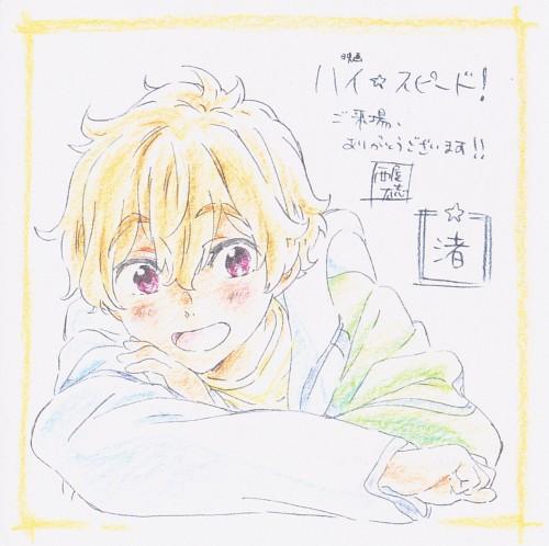 Futoshi Nishiya, Kyoto Animation, Free!, Nagisa Hazuki