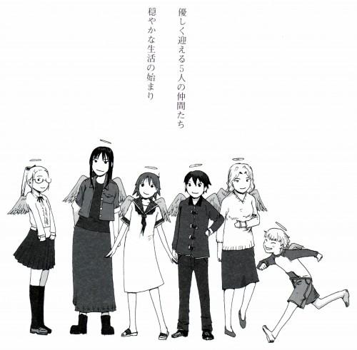 Yoshitoshi Abe, Radix, Haibane Renmei, Kana (Haibane Renmei), Kuu (Haibane Renmei)