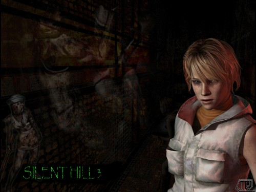 Silent Hill, Heather Mason Wallpaper