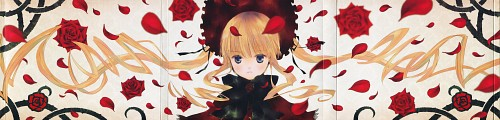 Peach-Pit, Studio Nomad, Rozen Maiden, Shinku, DVD Cover