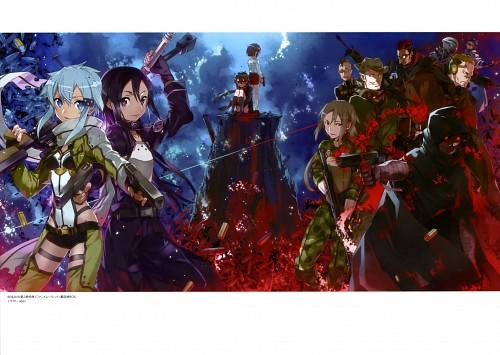 Abec, A-1 Pictures, Sword Art Online, Kazuto Kirigaya, Sterben