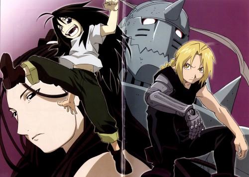 Hiromu Arakawa, BONES, Fullmetal Alchemist, Alphonse Elric, Wrath