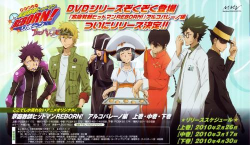 Akira Amano, Artland, Katekyo Hitman Reborn!, Reborn (Character), Colonnello