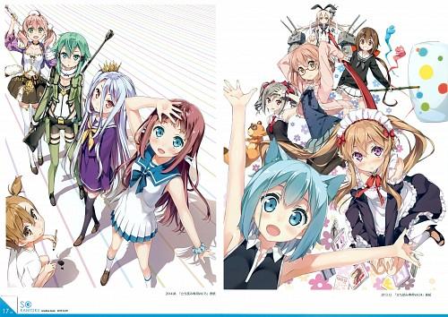 Kantoku, A-1 Pictures, Aniplex, No Game No Life, Outbreak Company
