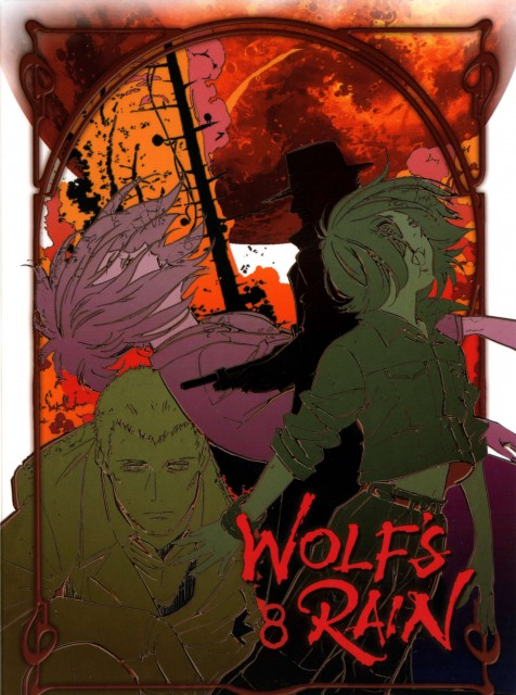BONES, Wolf's Rain, Toboe