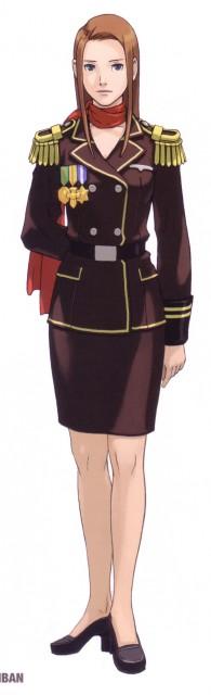 Capcom, Art of Gyakuten Saiban - Naruhodou, Ace Attorney, Lana Skye