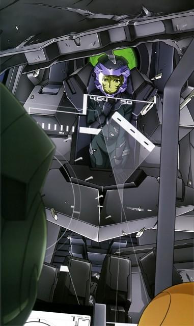 Sunrise (Studio), Mobile Suit Gundam 00, Gundam Perfect Files, Anew Returner, Lockon Stratos
